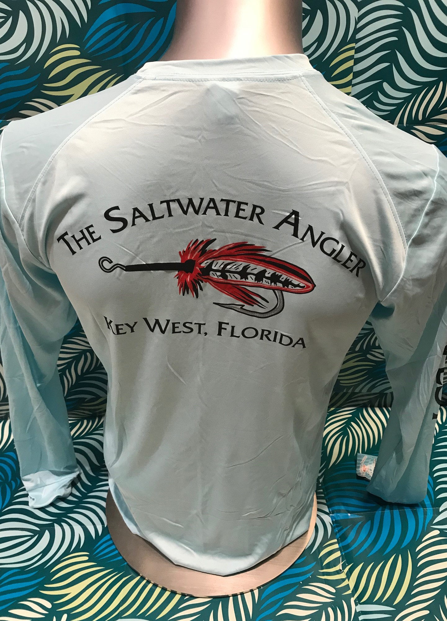 Saltwater Angler Performance Sun Shirt