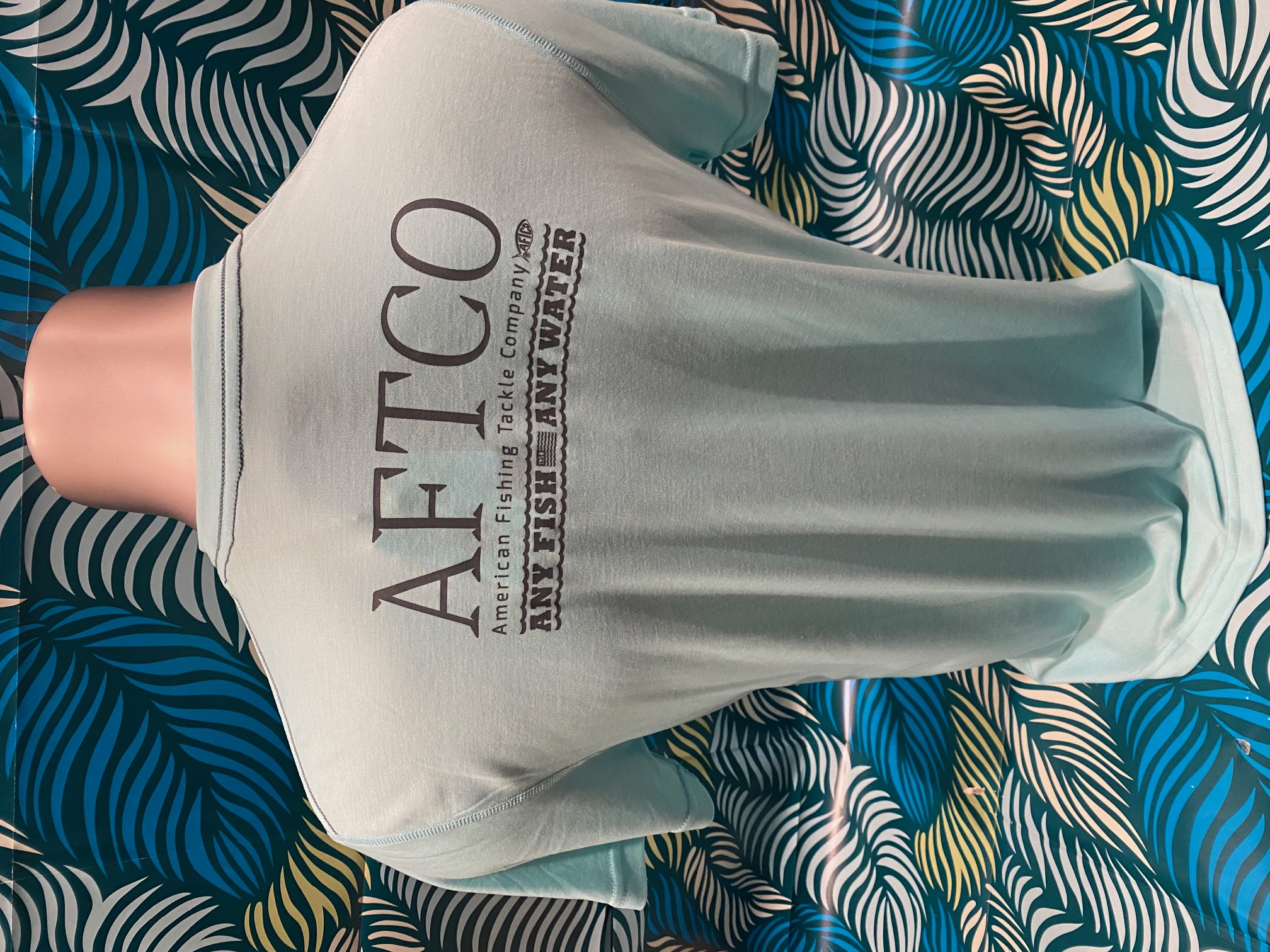 Aftco Anytime DriRelease SS Shirt