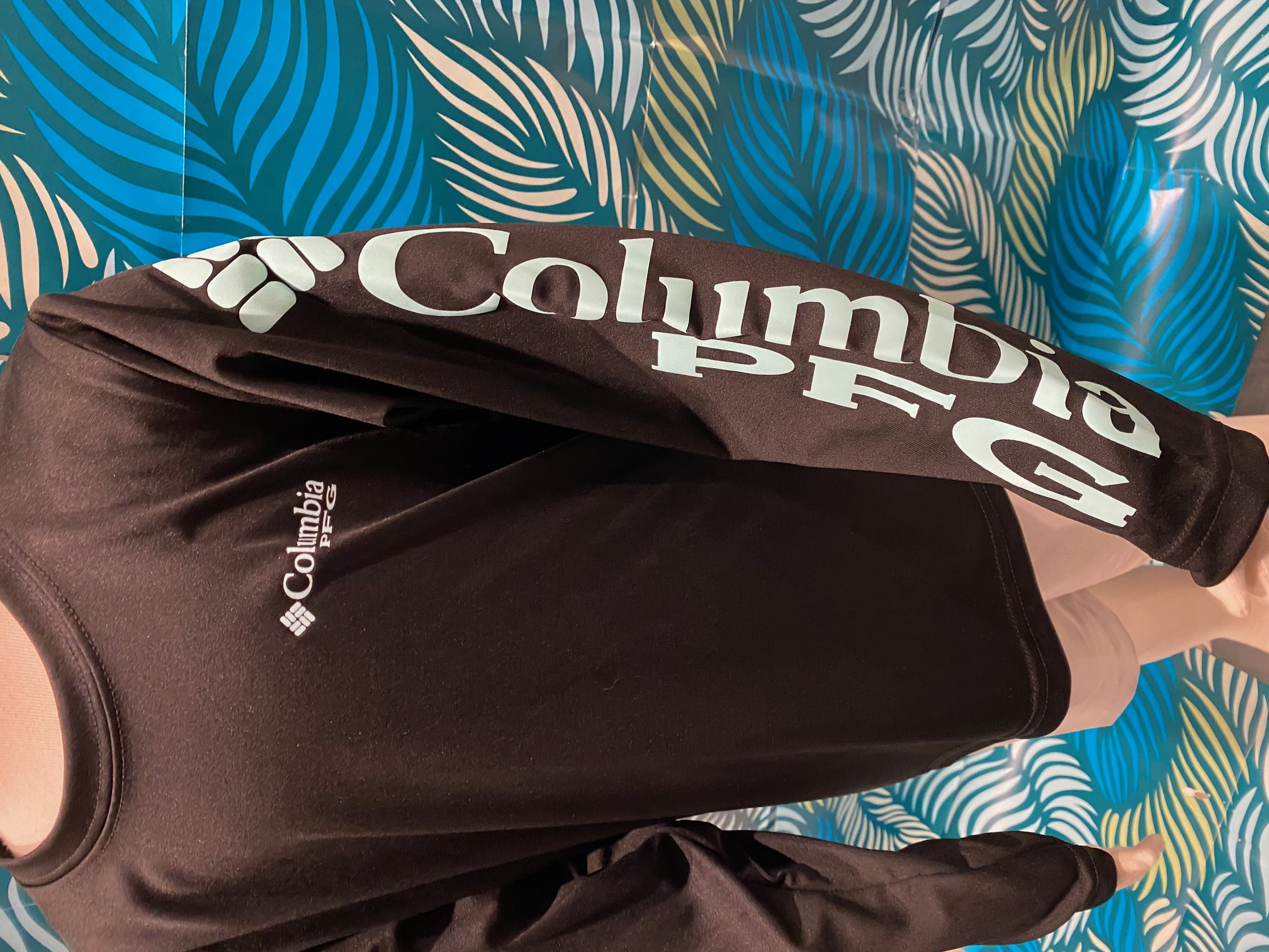 Columbia Youth Terminal Tackle L/S
