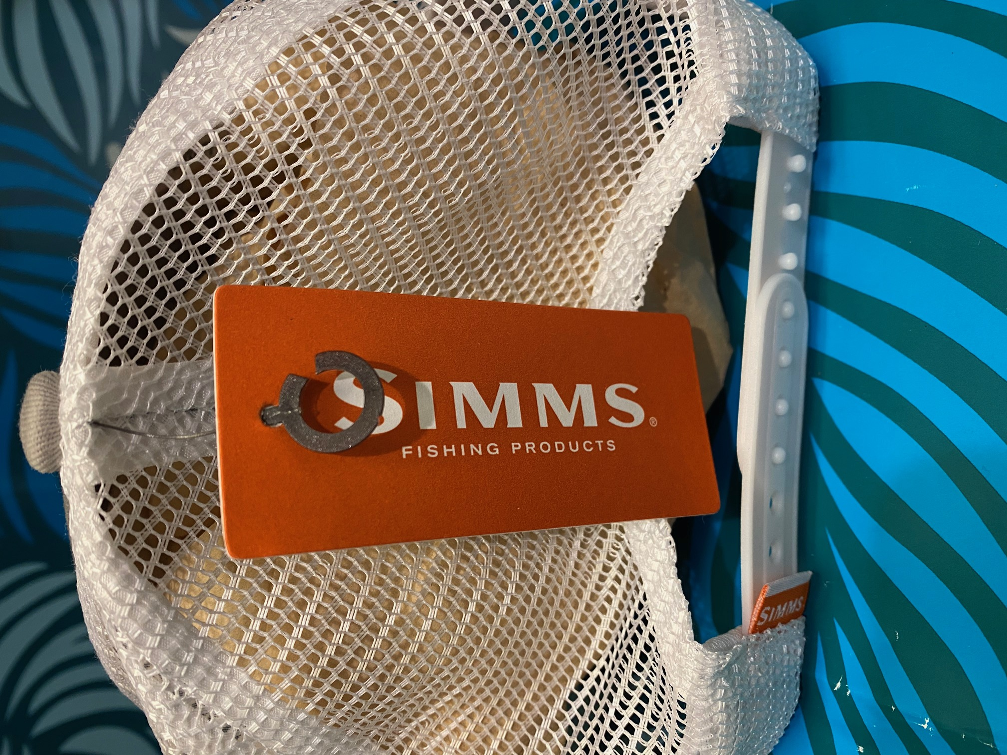 Simms Saltwater Angler Small Fit Trucker