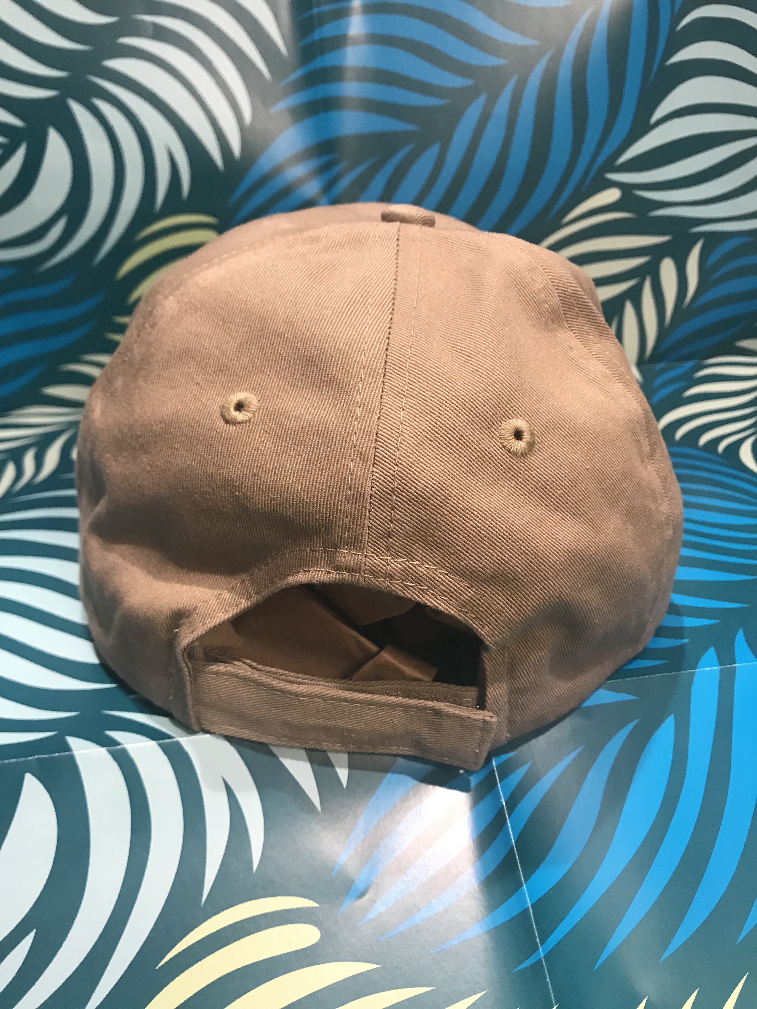 Saltwater Angler Cotton Cap