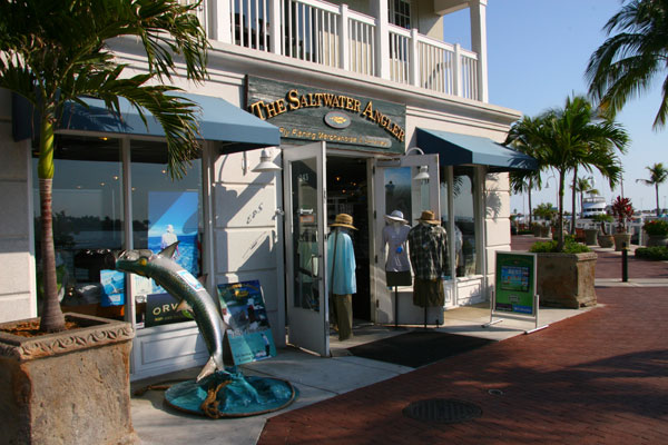 Saltwater Angler Key West Store