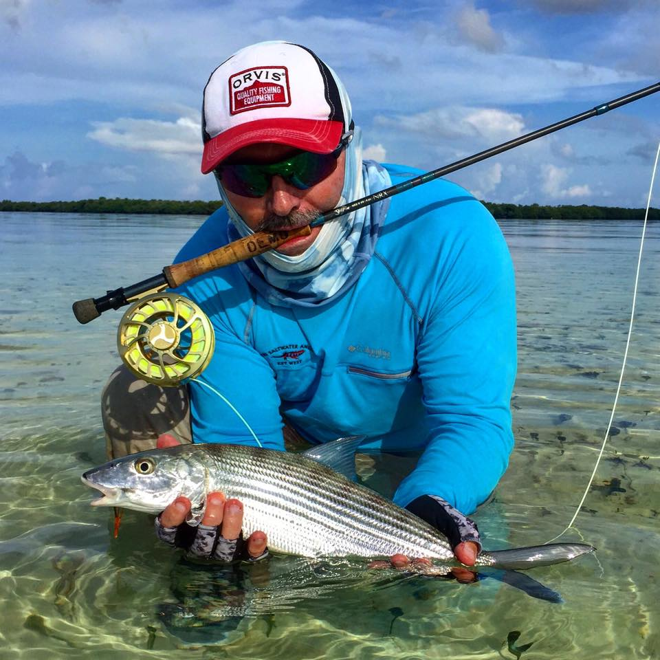 Key west fishing saltwater angler key west fish key west for Fishing in key west
