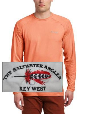 saltwater angler apparel