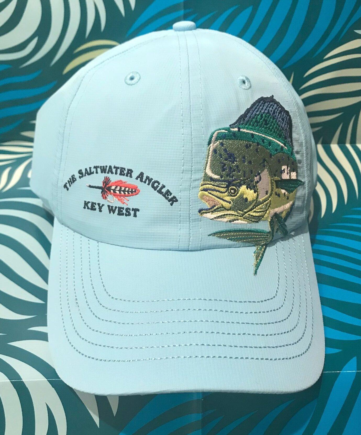 Saltwater Angler Mahi Performance Cap