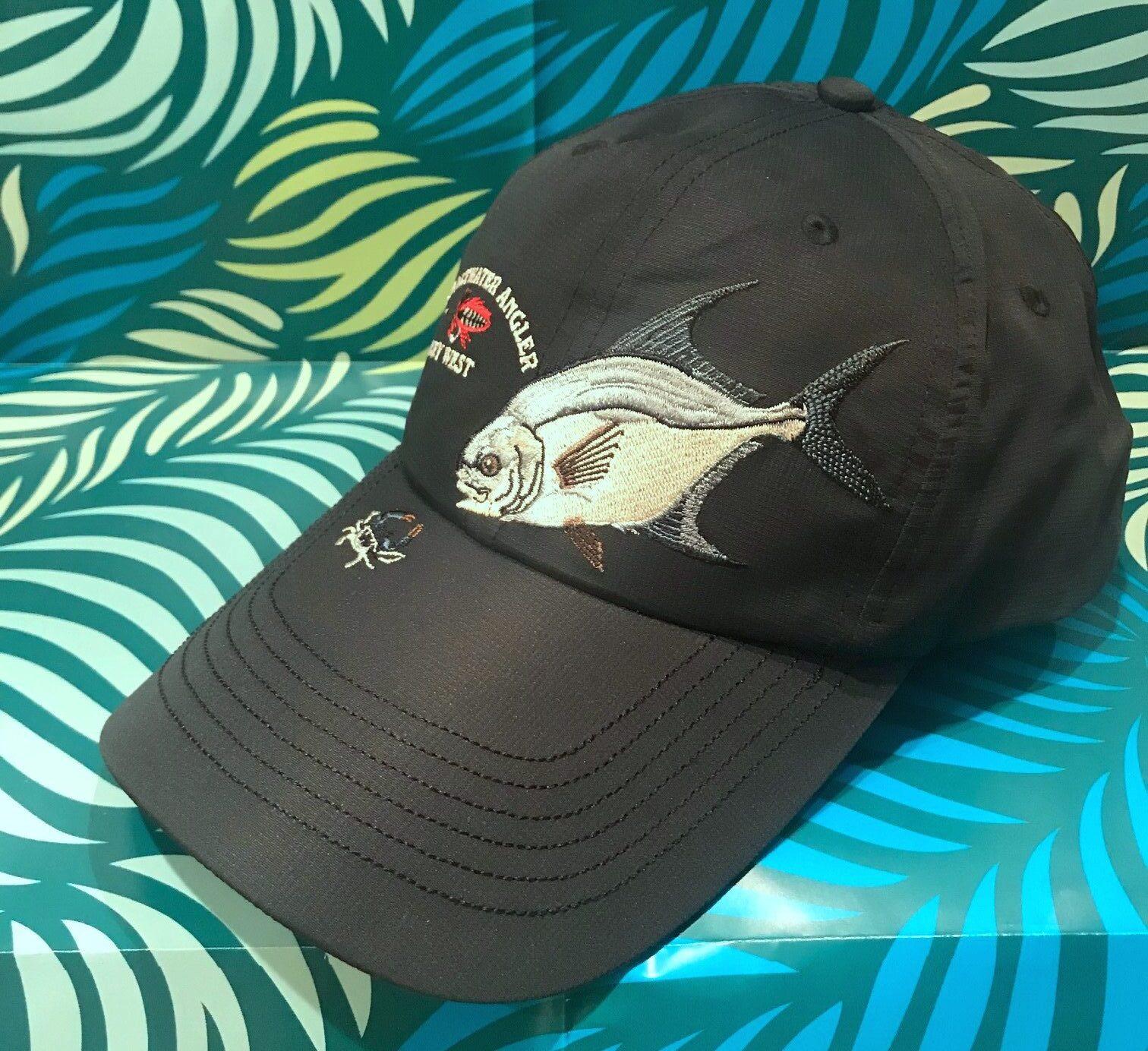 Saltwater Angler Long Bill Permit Cap