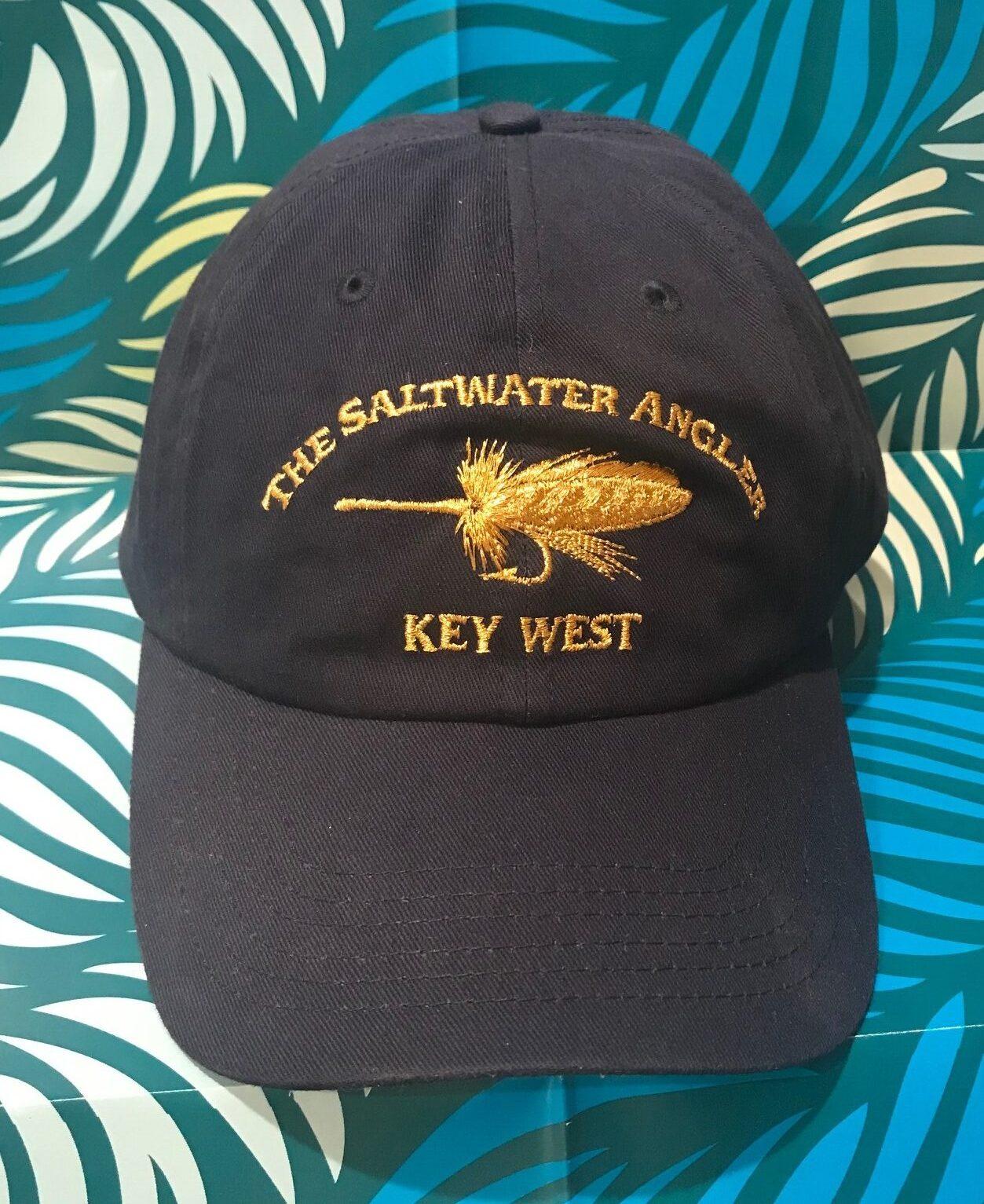 Saltwater Angler Cotton Cap