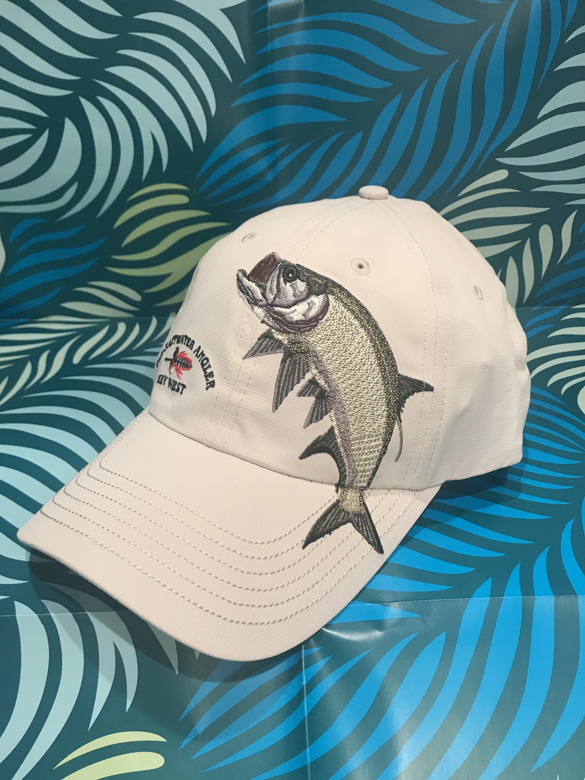 Saltwater Angler Performance Cap