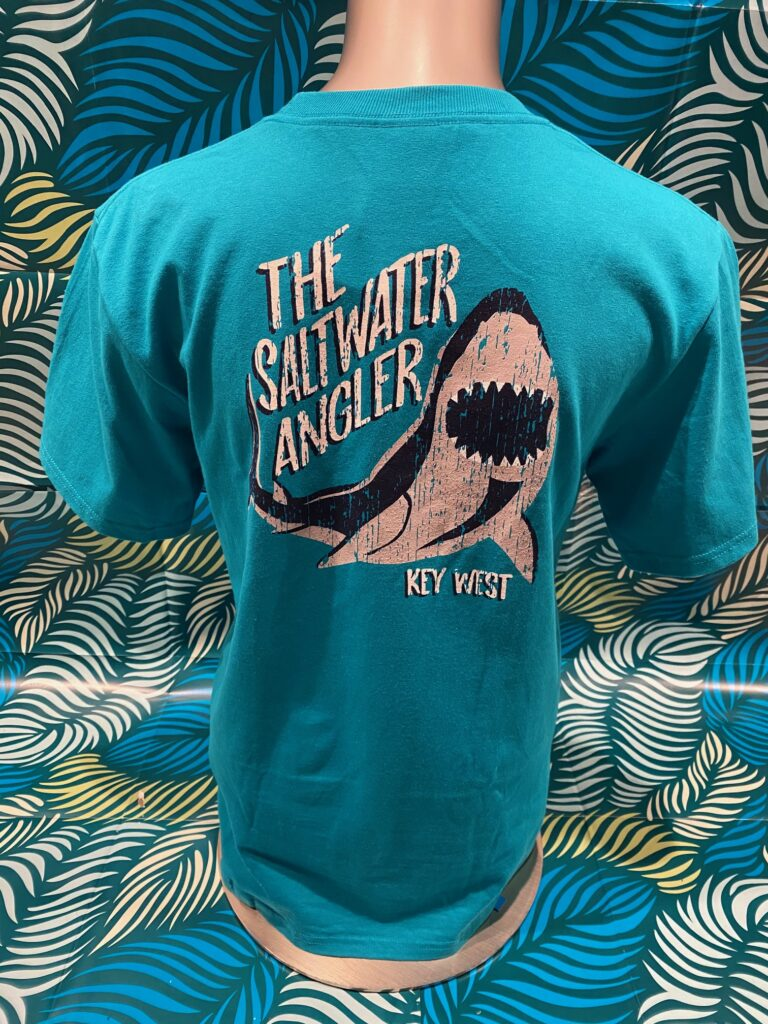 buy saltwaterangler apparel key west